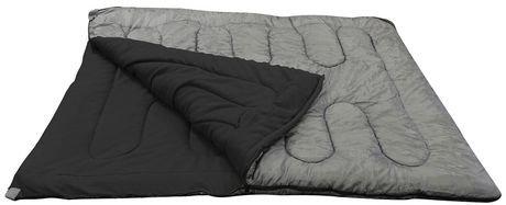 sac de couchage double north 49 walmart canada. Black Bedroom Furniture Sets. Home Design Ideas