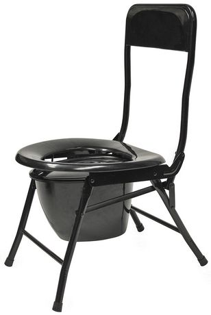 World Famous Folding Portable Toilet Chair - image 1 of 1