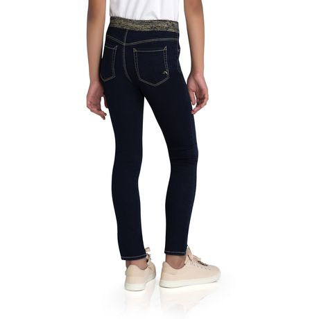 George Knit Waistband Denim Legging - image 3 of 3