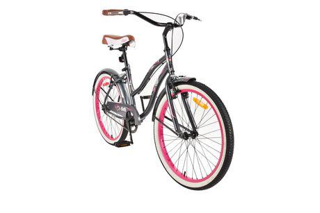 "Columbia Sterling 24"" Girl's Steel Cruiser Bike - image 2 of 6"