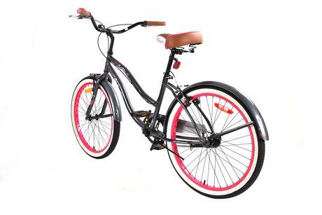 "Columbia Sterling 24"" Girl's Steel Cruiser Bike - image 3 of 6"
