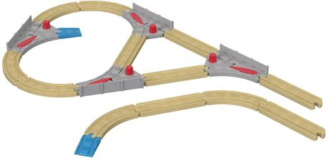 Thomas & Friends Wood, Expansion Track Pack - image 1 of 4