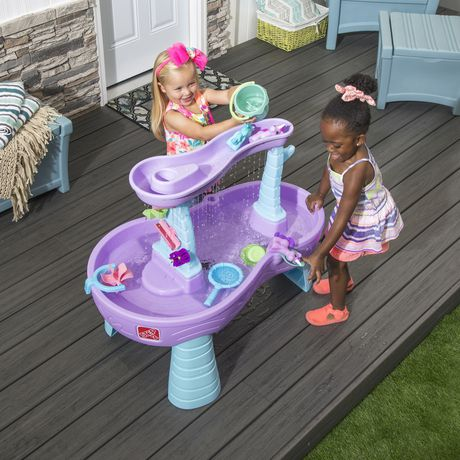 Step2 Rain Showers & Unicorns Water Table™ - image 7 of 9