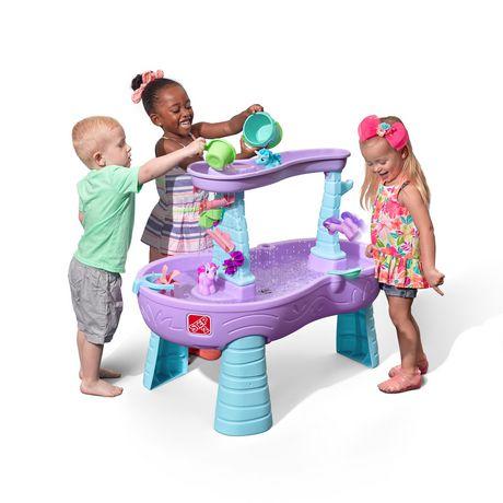 Step2 Rain Showers & Unicorns Water Table™ - image 1 of 9