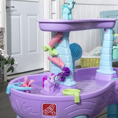 Step2 Rain Showers & Unicorns Water Table™ - image 3 of 9