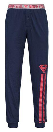 Warner Brothers Superman sleep jogging pants for men - image 1 of 4