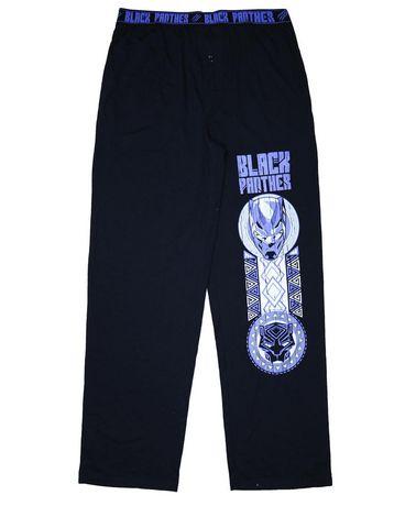 Marvel Black Panther  sleep pants for men - image 1 of 1