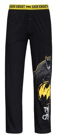 Warner Bothers Batman sleep pants for men - image 1 of 1
