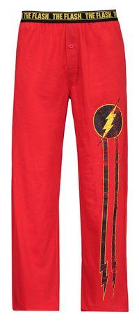 Warner Bothers The Flash sleep pants for men - image 1 of 1