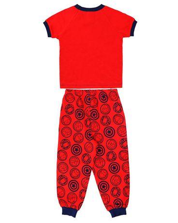 Ensemble pyjama deux pièces pour garçons de Avengers - image 1 de 1
