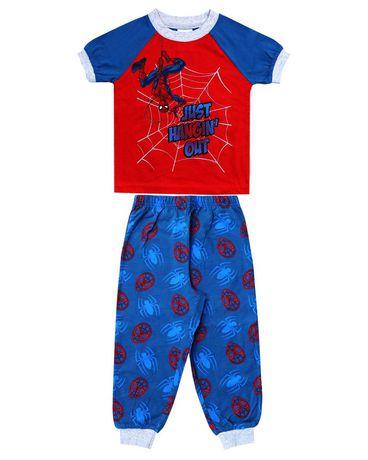 Ensemble pyjama deux pièces pour garçons de Spiderman - image 1 de 1