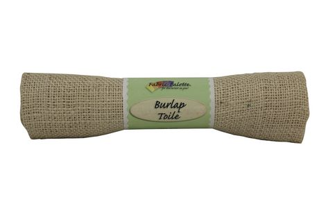 Fabric Creations Oyster Burlap - image 1 of 1