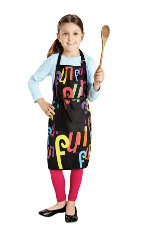 Starfrit Gourmet Fun Chef's Apron for Kids - image 2 of 4