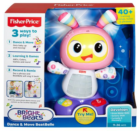 Fisher-Price Dance & Move Beatbelle - English Edition - image 6 of 8