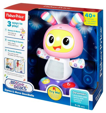 Fisher-Price Dance & Move Beatbelle - English Edition - image 7 of 8