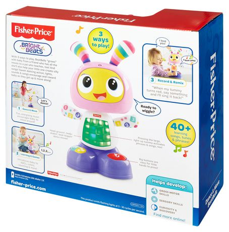 Fisher-Price Dance & Move Beatbelle - English Edition - image 8 of 8