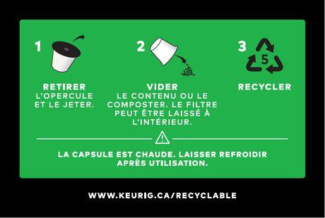 Keurig® Van Houtte® Colombian Dark Roast Recyclable K-Cup® PODS - image 3 of 3