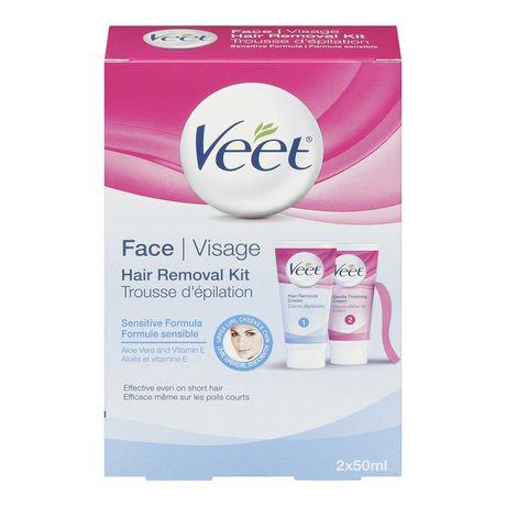 veet face cream
