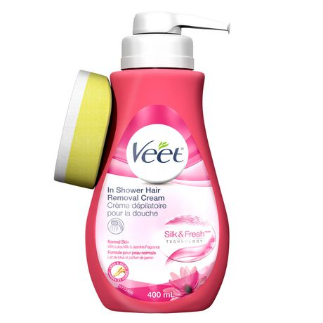 Veet® In-Shower Hair Removal Cream for Normal Skin (Packaging May Vary) - image 1 of 2