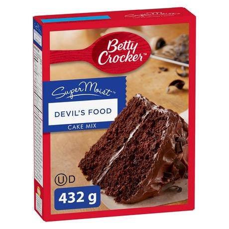 Betty Crocker Gluten Free Cake Mixes In Canada