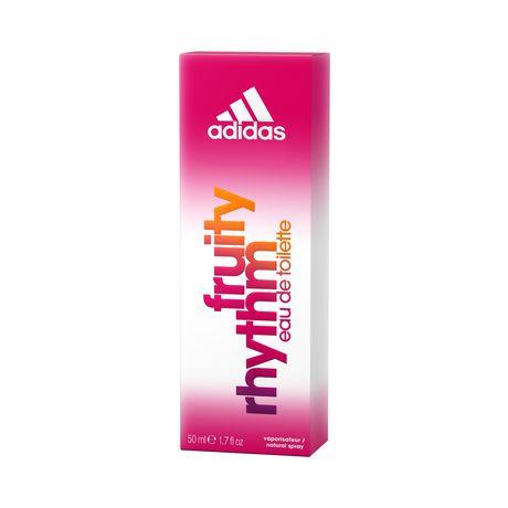 parfum femme adidas fruity rhythm 50ml
