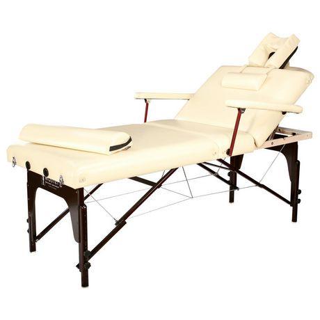Master massage 31 salon lx portable massage table package - Portable massage table walmart ...