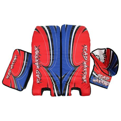 Road Warrior 27 Street Hockey Goalie Set Walmart Canada