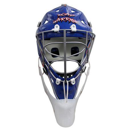 Road Warrior Ptg Goalie Mask With Throat Protector Walmart Canada