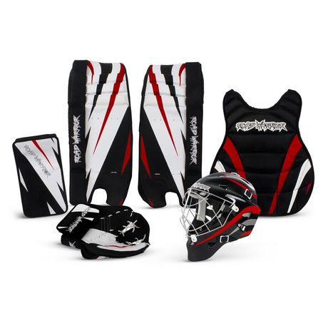 Road Warrior 22 Street Hockey Goalie Set Walmart Canada