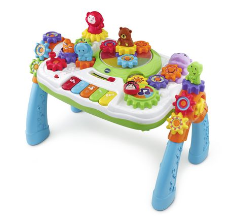 VTech® GearZooz™ 2-in-1 Jungle Friends Gear Park™ - English Version - image 1 of 9