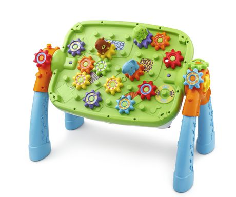 VTech® GearZooz™ 2-in-1 Jungle Friends Gear Park™ - English Version - image 2 of 9