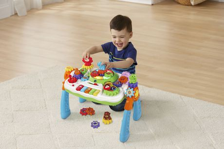 VTech® GearZooz™ 2-in-1 Jungle Friends Gear Park™ - English Version - image 3 of 9