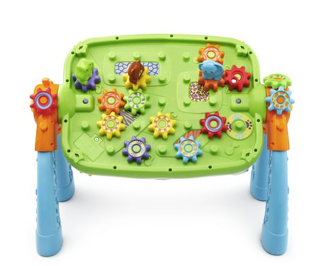VTech® GearZooz™ 2-in-1 Jungle Friends Gear Park™ - English Version - image 5 of 9