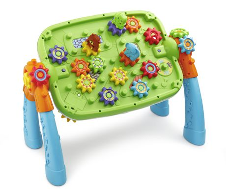 VTech® GearZooz™ 2-in-1 Jungle Friends Gear Park™ - English Version - image 6 of 9