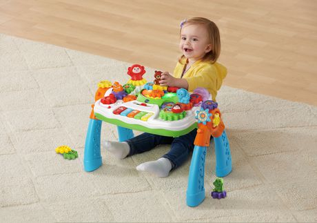 VTech® GearZooz™ 2-in-1 Jungle Friends Gear Park™ - English Version - image 7 of 9