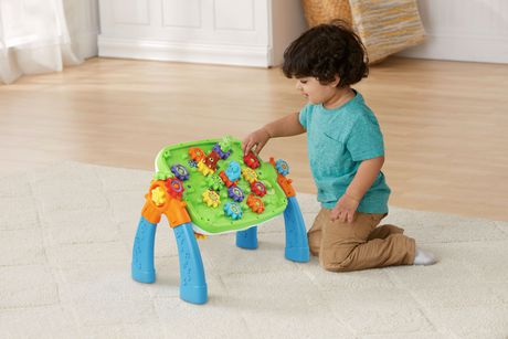VTech® GearZooz™ 2-in-1 Jungle Friends Gear Park™ - English Version - image 8 of 9