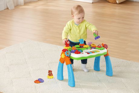 VTech® GearZooz™ 2-in-1 Jungle Friends Gear Park™ - English Version - image 9 of 9