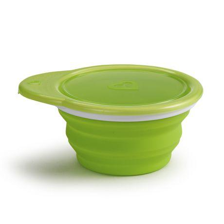 Munchkin Go Bowl™ Silicone Bowl - image 3 of 9
