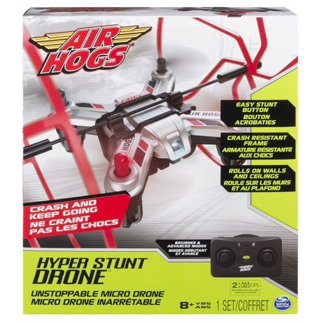 air hogs hyper stunt drone manual