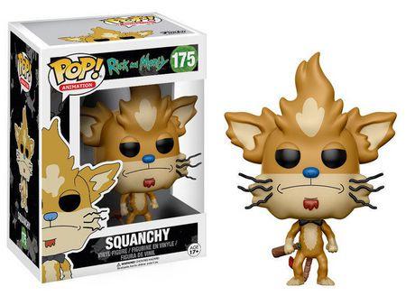 Figurine en vinyle Squanchy de Rick and Morty par Funko POP! - image 1 de 1