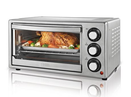 Oster Convection Countertop Oven Tssttvcg03 Reviews : Oster 6 Slice Convection Toaster Oven Walmart.ca