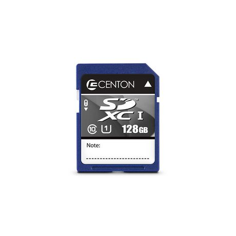 Centon Mp Essential Sdxc Card, UHS1, 128GB - image 1 of 1