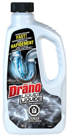 Drano® Liquid Drain Cleaner | Walmart Canada