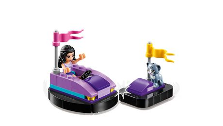 LEGO Friends L'auto tamponneuse d'Emma 30409 - image 3 de 4