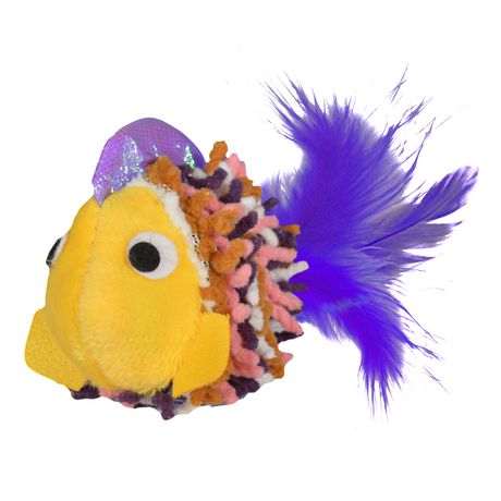 Pet Zone Pond Pals Electronic CAT Toy - image 3 of 3