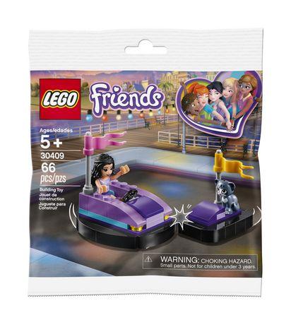 LEGO Friends L'auto tamponneuse d'Emma 30409 - image 4 de 4