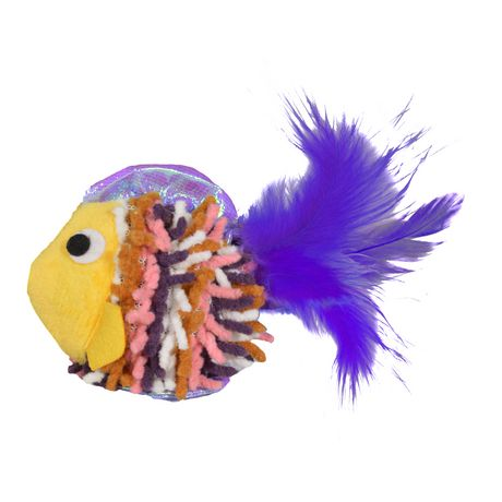 Pet Zone Pond Pals Electronic CAT Toy - image 2 of 3