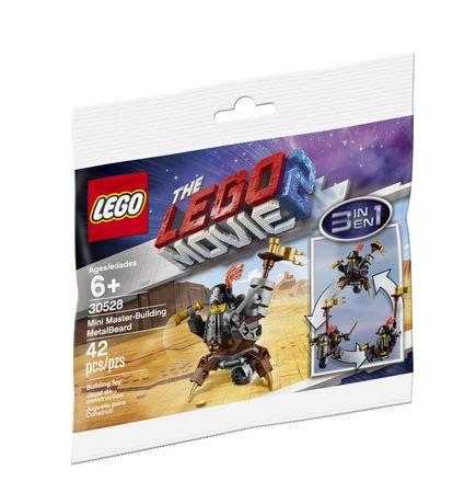 Lego Movie 2 Mini Master Building Metalbeard 30528 Walmart Canada