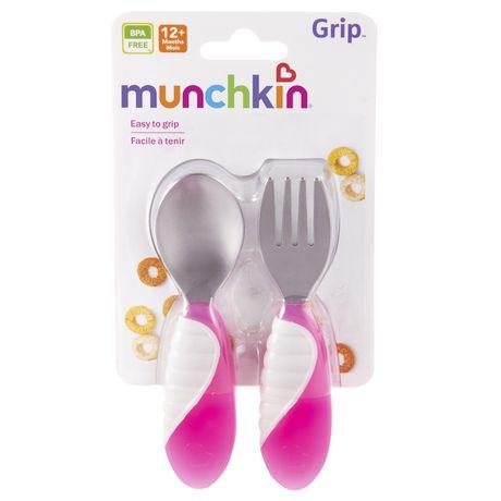 Munchkin Grip™ Fork & Spoon - image 6 of 6