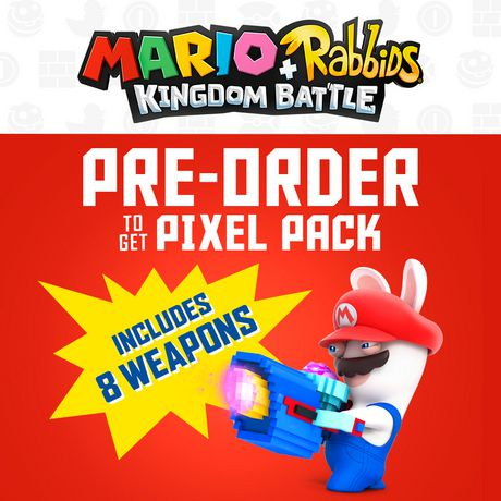 Mario + Rabbids Kingdom Battle (Nintendo Switch) - image 2 of 7